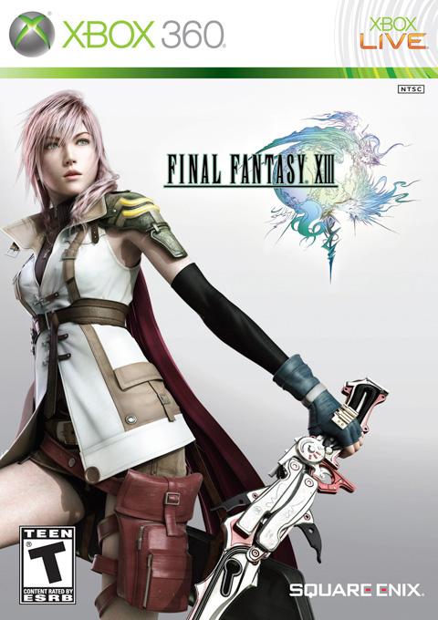 Final Fantasy XIII Boxart