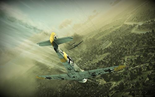 Скриншот «Крылатые Хищники»