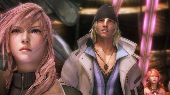 Лайтнинг, Сноу и Ванилла из Final Fantasy XIII