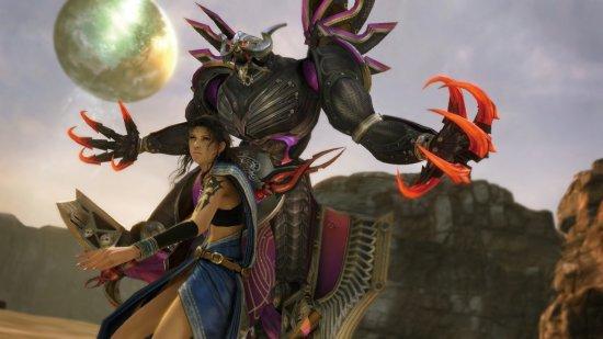 Скриншот игры Final Fantasy XIII