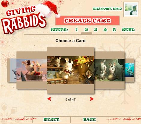 Скриншот из Giving Rabbids