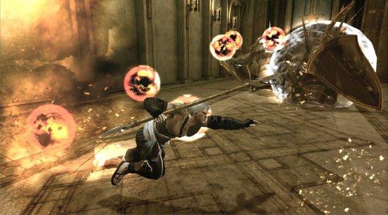 Скриншот к игре Nier