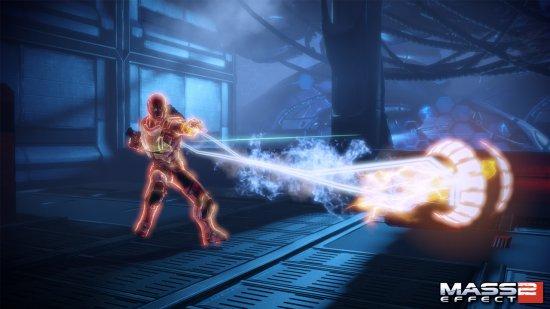 Скриншот к второй части Mass Effect