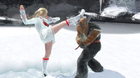 Скриншот к игре Tekken 6
