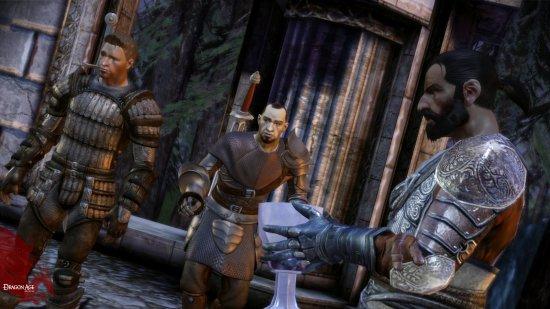 Dragon Age screenshot