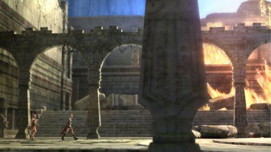 Скриншот из Final Fantasy XIII