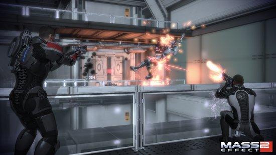 Скриншот из Mass Effect 2