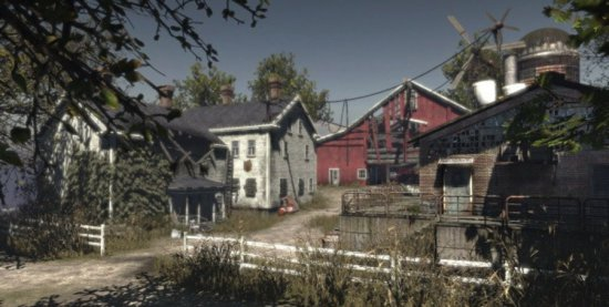 Скриншот шутера Homefront