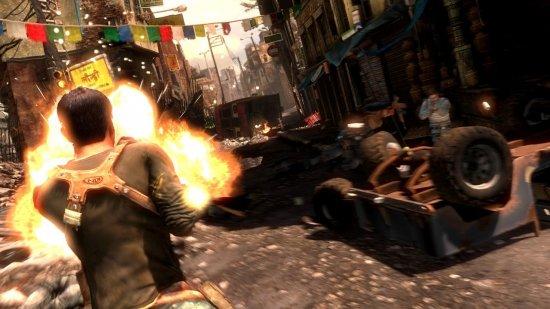 Скриншот к Uncharted 2: Among Thieves