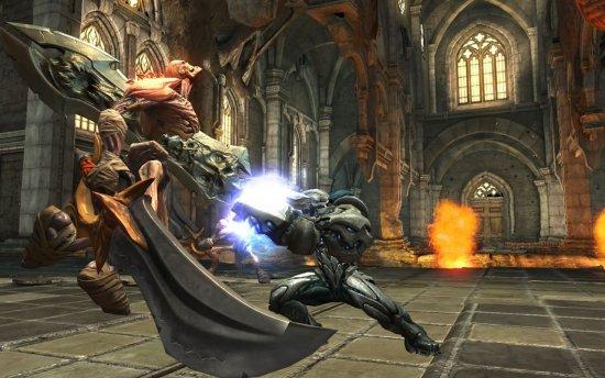 Скриншот игры Darksiders