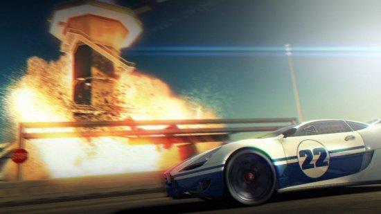 Скриншот игры Split/Second
