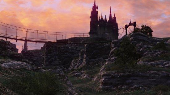 Скриншот игры Final Fantasy XIV Online
