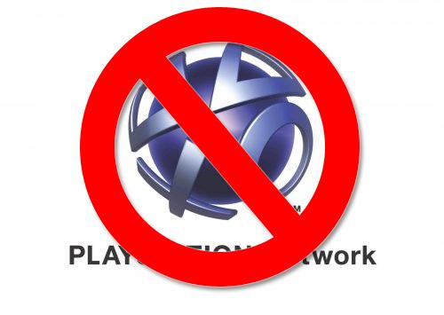 PSN недоступен