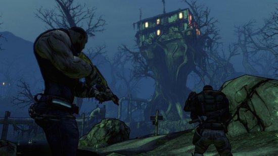 Скриншот игры Borderlands