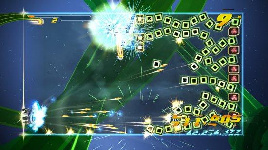 Скриншот игры Shatter