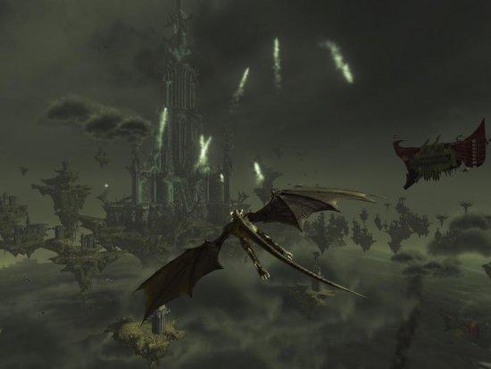 Скриншот к игре Divinity 2: Пламя мести