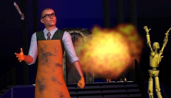 Ambitions – второе дополнение для The Sims 3