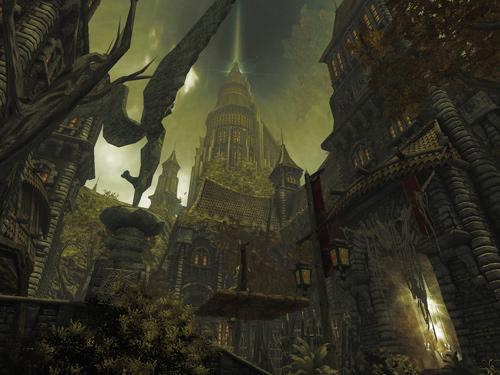 Скриншот к игре Divinity 2. Пламя мести