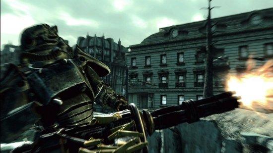 Скриншот из игры Fallout 3
