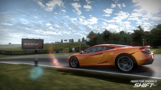 McLaren MP4-12C в Need for Speed Shift