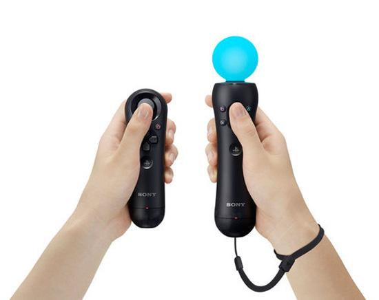 Вот так будет выглядеть новый контроллер Playstation Move