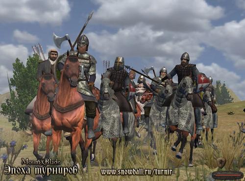 Скриншот к игре Mount & Blade. Эпоха турниров