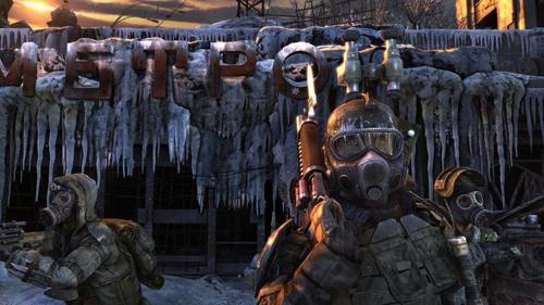 Скриншот к игре «Метро 2033»
