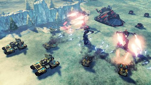 «Command & Conquer 4: Эпилог»