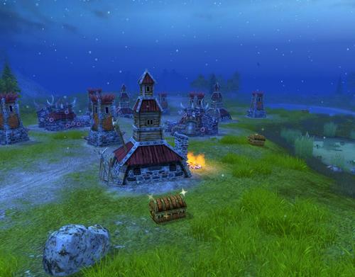 Скриншот к игре «Majesty 2: Трон Ардании»