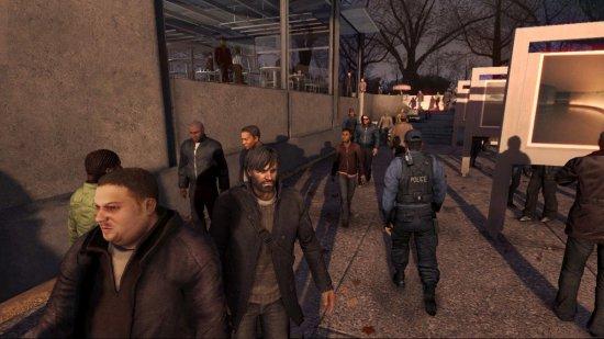Скриншот игры Tom Clancy's Splinter Cell: Conviction