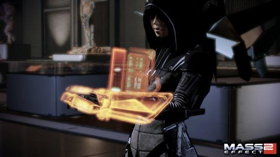 Новый персонаж Kasumi в Mass Effect 2