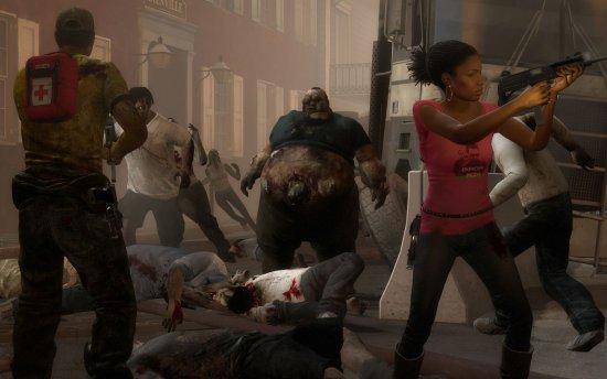 Скриншот из игры Left 4 Dead 2