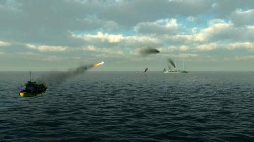 Скриншот к игре «Сомалийский синдром»