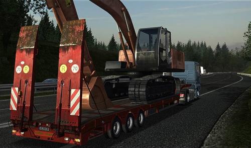 Скриншот к игре «German Truck Simulator»