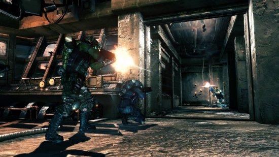 Скриншот игры Lost Planet 2