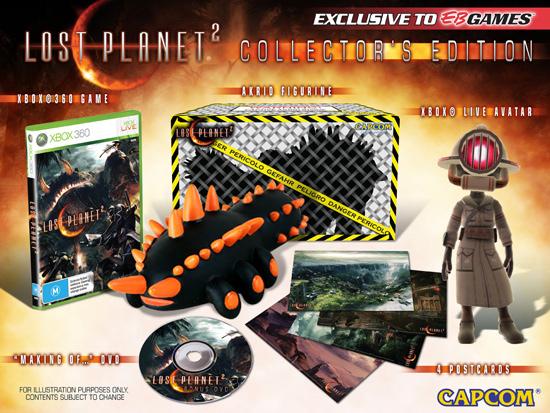 Lost Planet 2: Collectors Edition