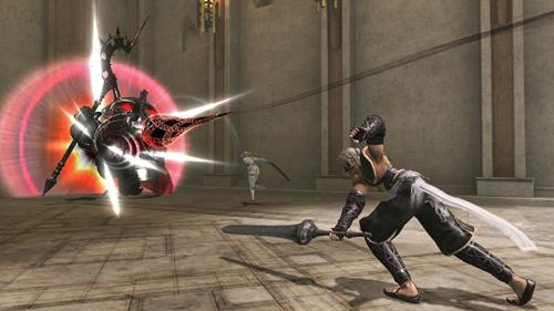 Скриншот из игры «Nier»