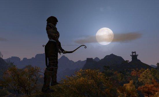 Скриншот игры Age of Conan