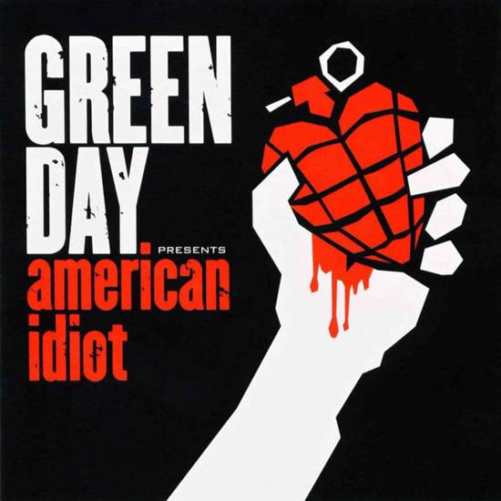 Обложка альбома American Idiot