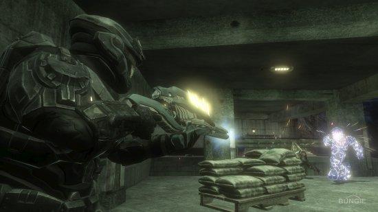 Скриншот из Halo: Reach