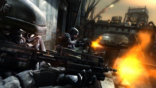 Скриншот игры Killzone 2