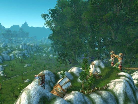 Скриншот игры World of Warcraft: Cataclysm