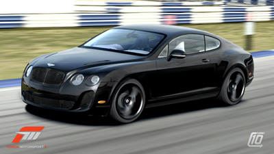 2010 Bentley Continental Supersports в Forza Motorsport 3