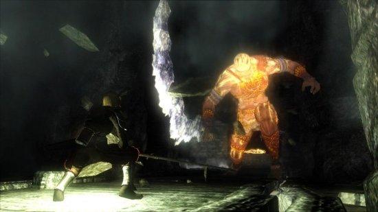 Скриншот игры Demon's Souls
