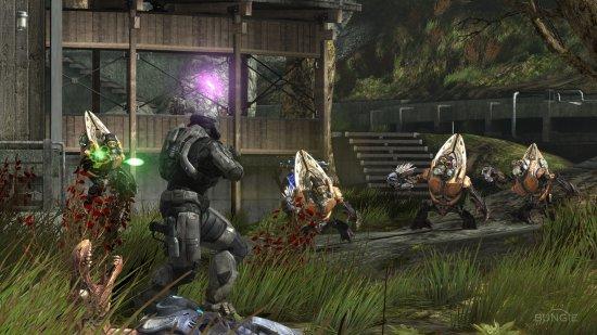 Скриншот из игры Halo: Reach