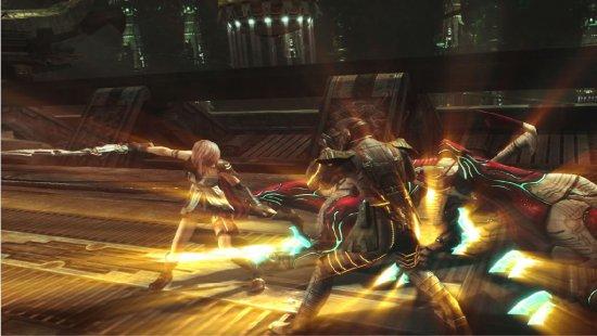 Final Fantasy XIII лидирует на PS3