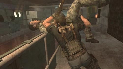 Скриншот к игре «Rogue Warrior»