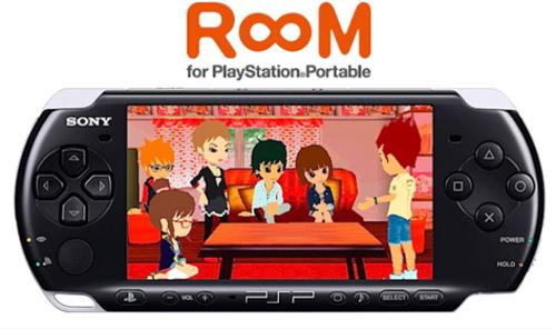 Sony отказалась от PSP Room