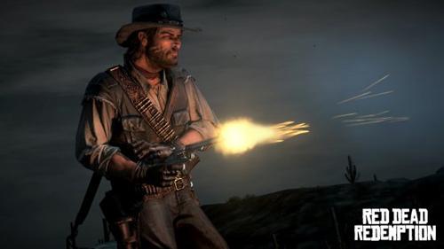 Скриншот к игре Red Dead Redemption