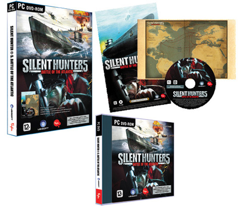 Комплект Silent Hunter 5